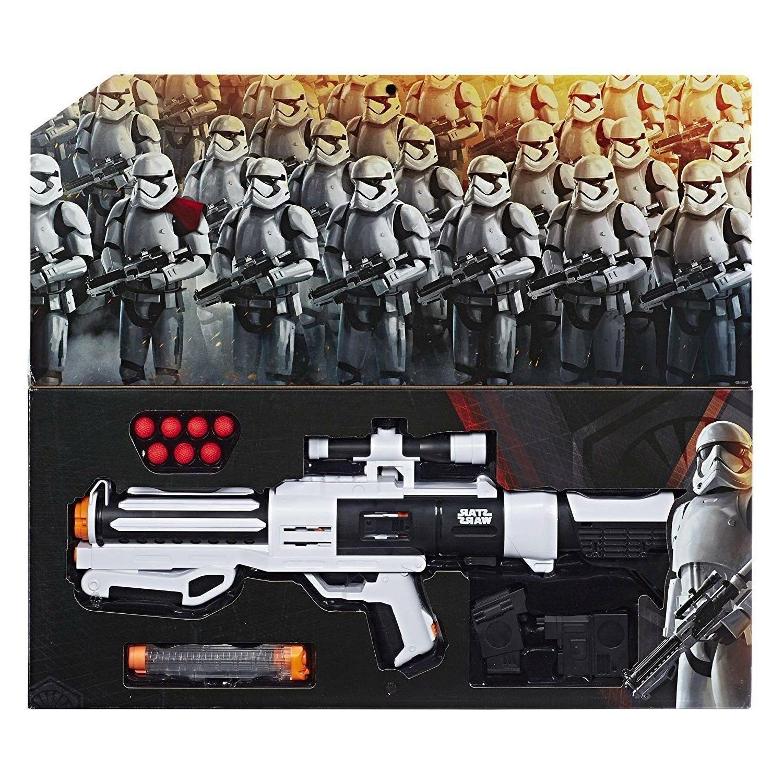 rival star wars stormtrooper blaster cosplay prop