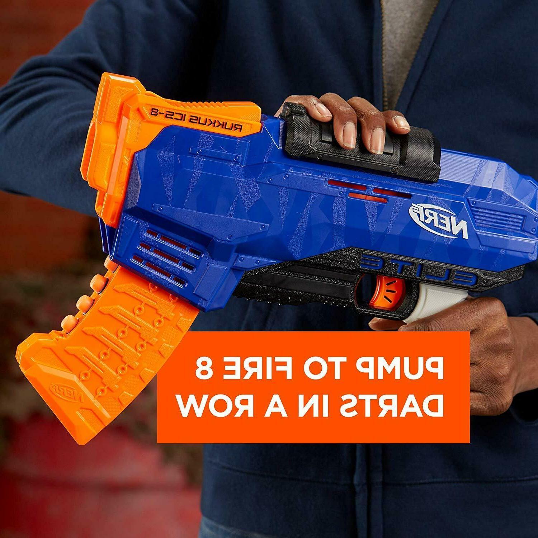 Nerf Rukkus Guns For Boys N Nerf Guns For