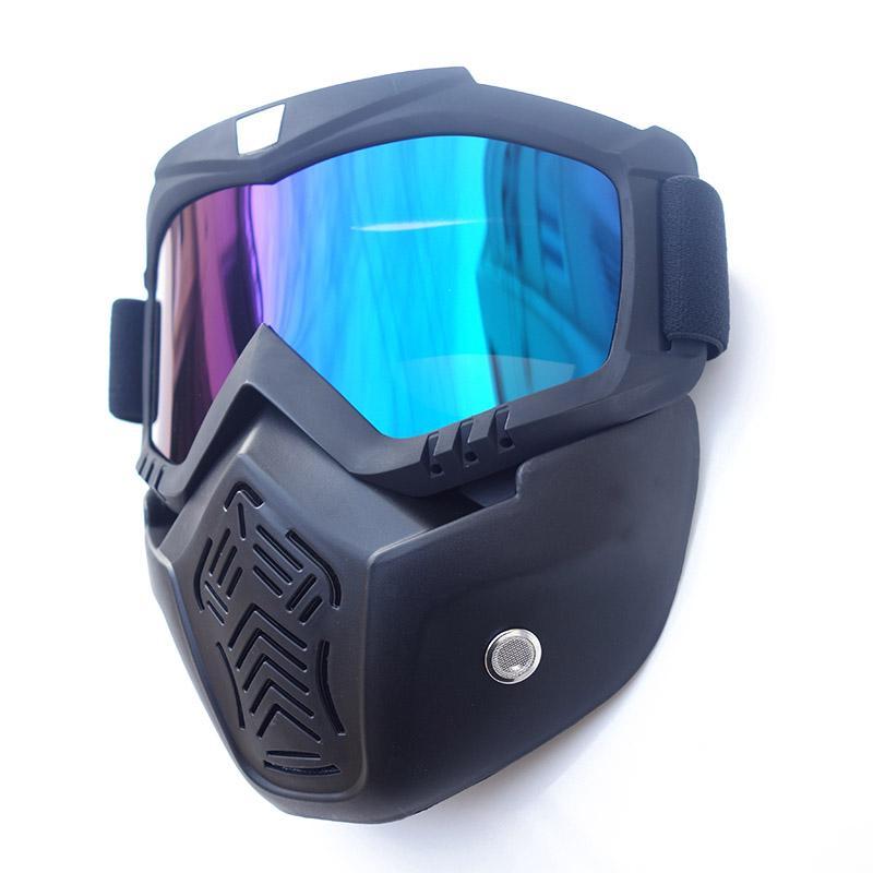 Safe Mask Version lover boy Goggle Glasses Toy <font><b>Gun</b></font> Outdoor