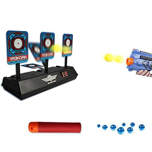 Aoile Toy, Electric Score Target Toys Blaster