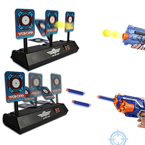 score bullet target toy