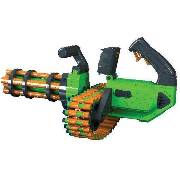 Adventure Force Motorized Gatling Blaster by Dart