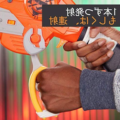 Scravenger Toy Two 12-Dart Light, Barrel 40Mm, - Adults