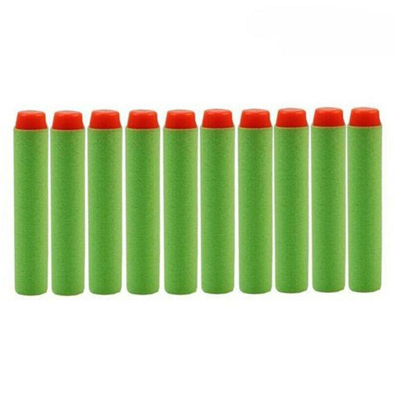 Nerf Toy Darts Round Head Air Hole Foam Blasters