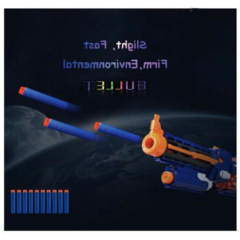 Nerf Darts Bullets Air Hole Foam 7.2cm Blasters 100Pcs