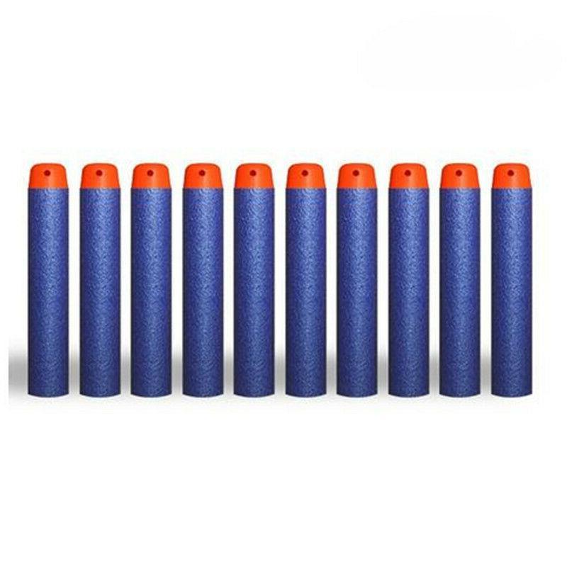 Nerf Darts Round Air Foam 7.2cm Blasters 100Pcs