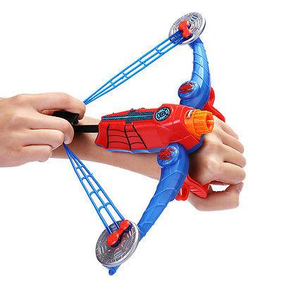 Spiderman Nerf Darts Foam for Kids