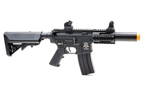 Black Ops AEG Rifle - Fully Airsoft - Upgradeable Gearbox and Internals .25 BBS