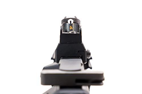 Black AEG Fully - Internals Shoot .25 BBS