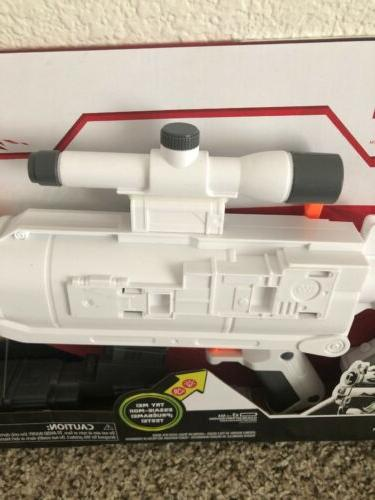 Star First Stormtrooper Blaster Gun Sounds