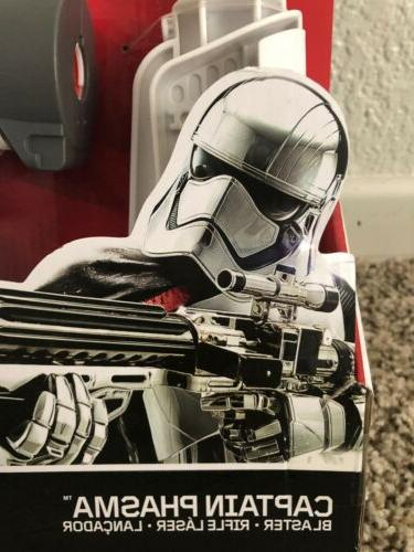 Star Wars First Stormtrooper Blaster Rifle Sounds