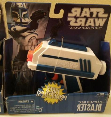 Star Wars GRIEVOUS & CAPTAIN REX Nerf Gun