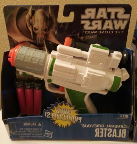 Star Wars & CAPTAIN BLASTER Nerf