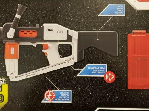 Star Wars First Stormtrooper Dart Blaster