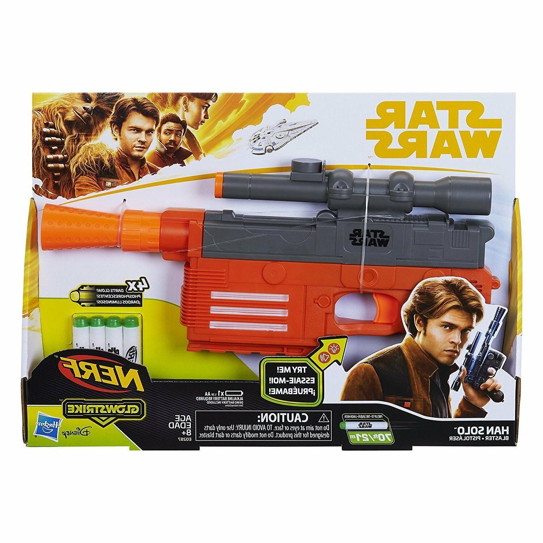 star wars han solo blaster glowstrike 4