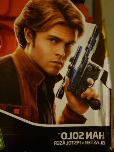 Star Wars Solo Blaster