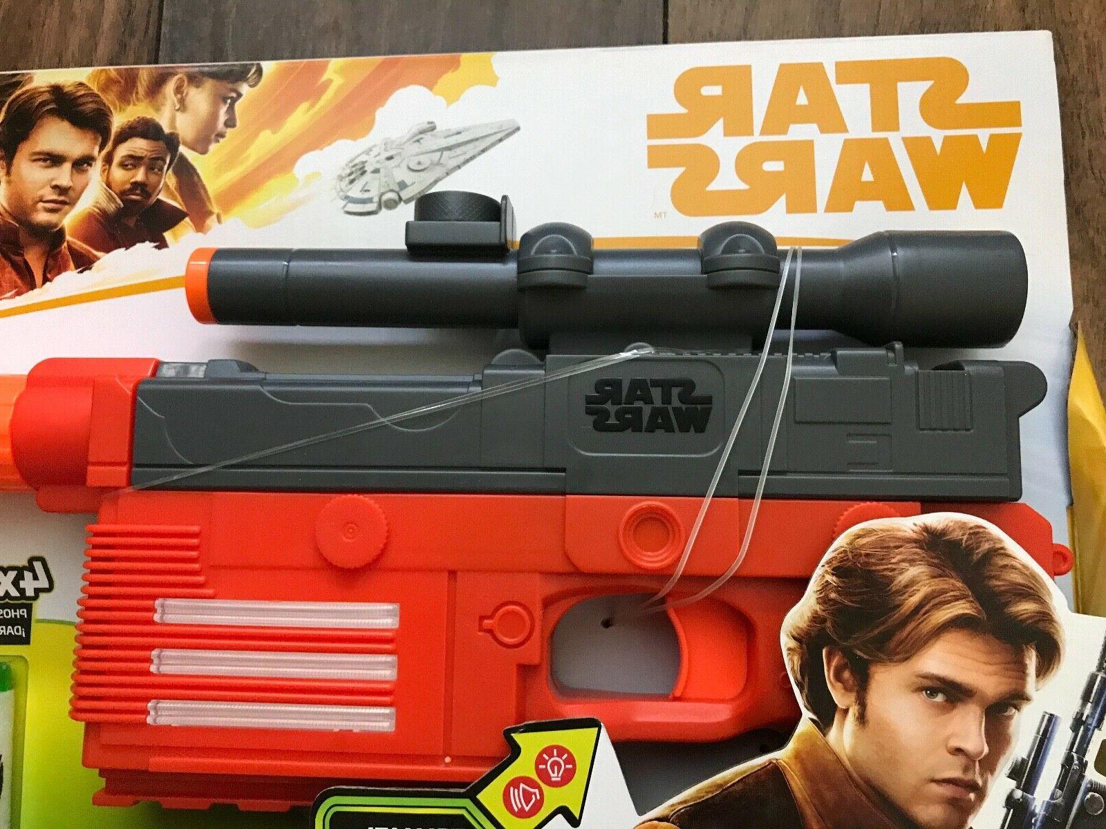 STAR GUNS Lot HAN Pistols
