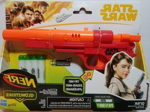 star wars qi ra solo glowstrike blaster