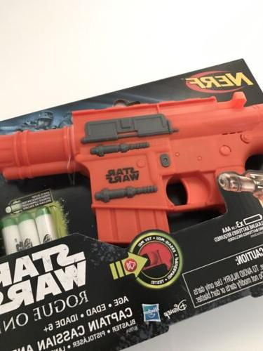 Star Wars Nerf Andor Blaster