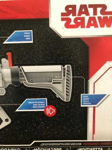 Star Wars Toy Dart Rifle Captain Phasma