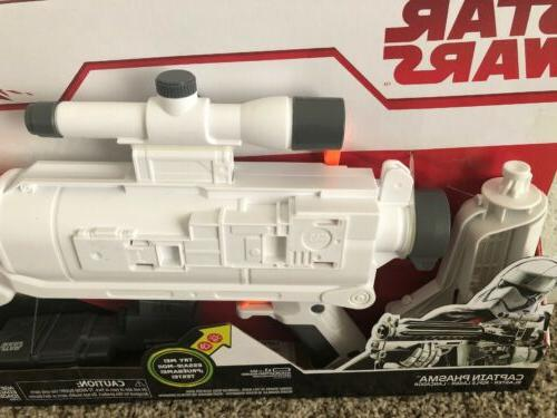 Star Stormtrooper Toy Blaster Rifle Captain