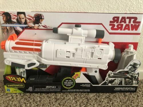 star wars stormtrooper toy dart blaster gun