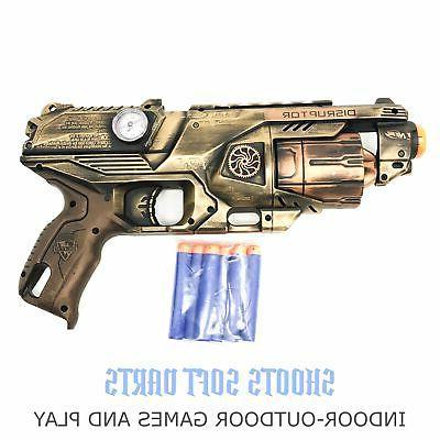 Steampunk Gun Nerf Cosplay Soft