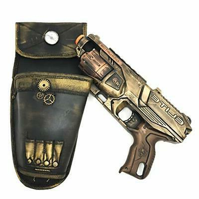 steampunk toy gun holster cosplay costume accessory