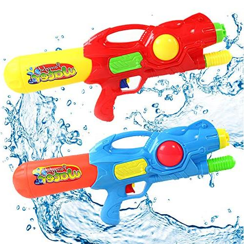 super blaster water gun soaker