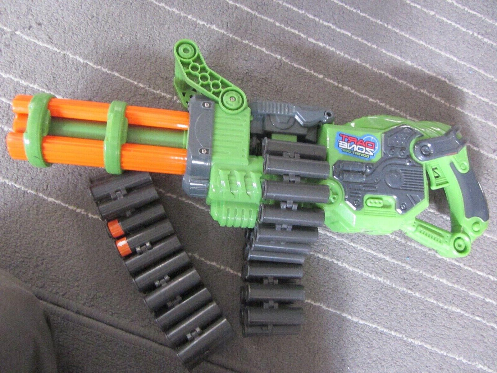 super commando gatling blaster belt covert ops