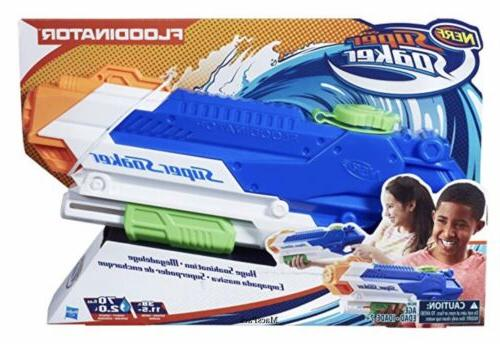 super soaker floodinator water gun for pool