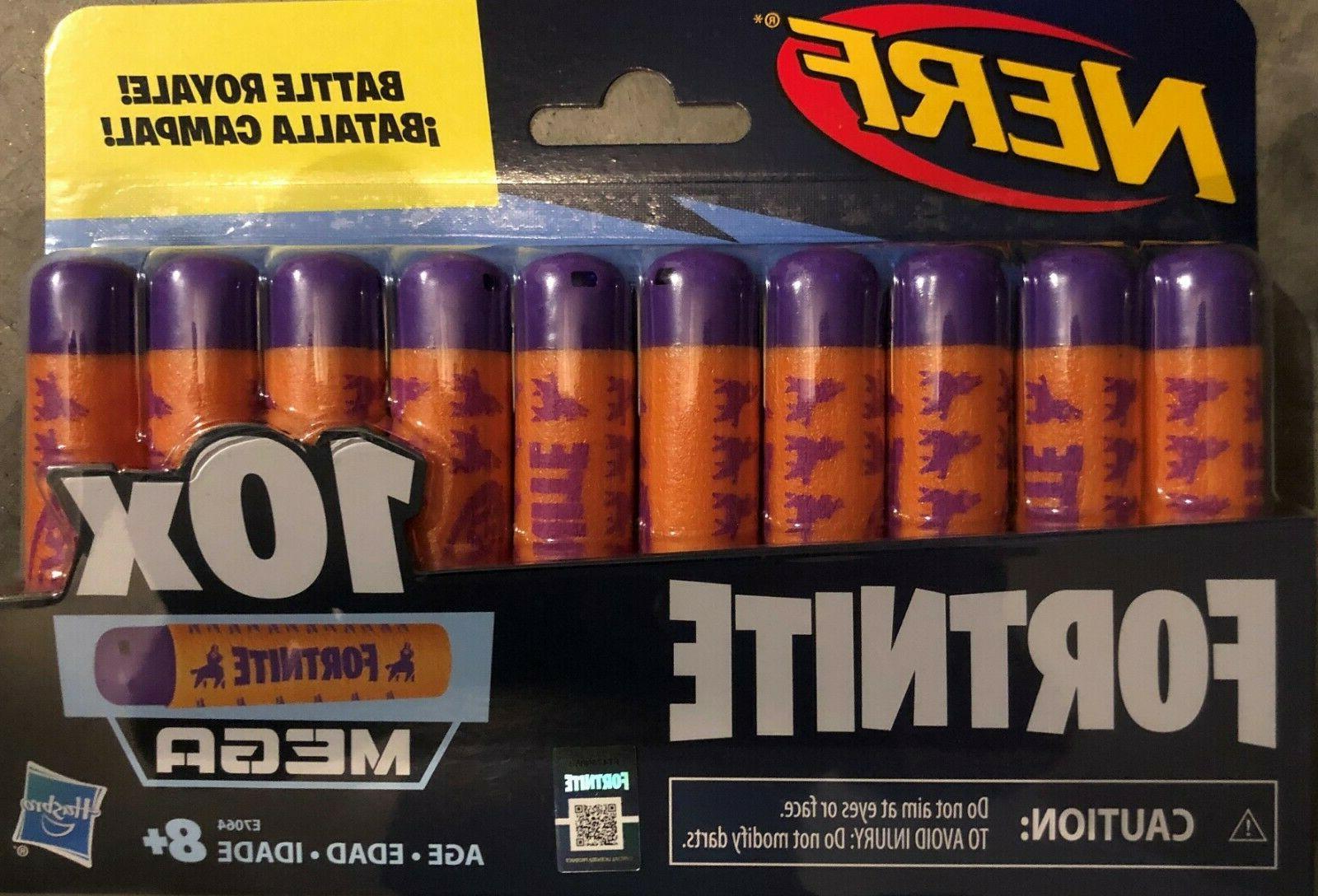 NERF SUPER Fortnite Blasters, and NIB