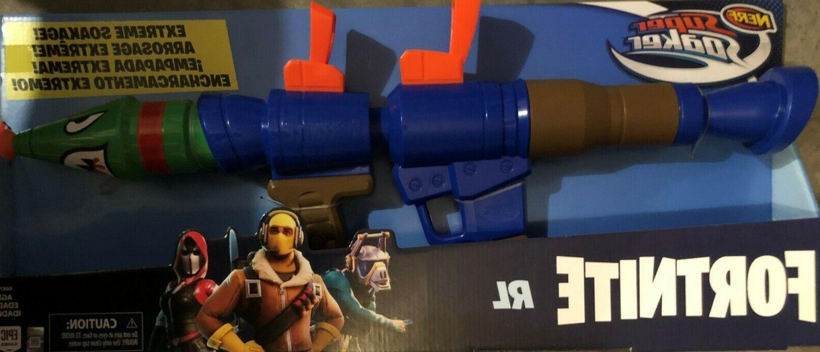 NERF SUPER SOAKER Fortnite Blasters, Water Guns, and