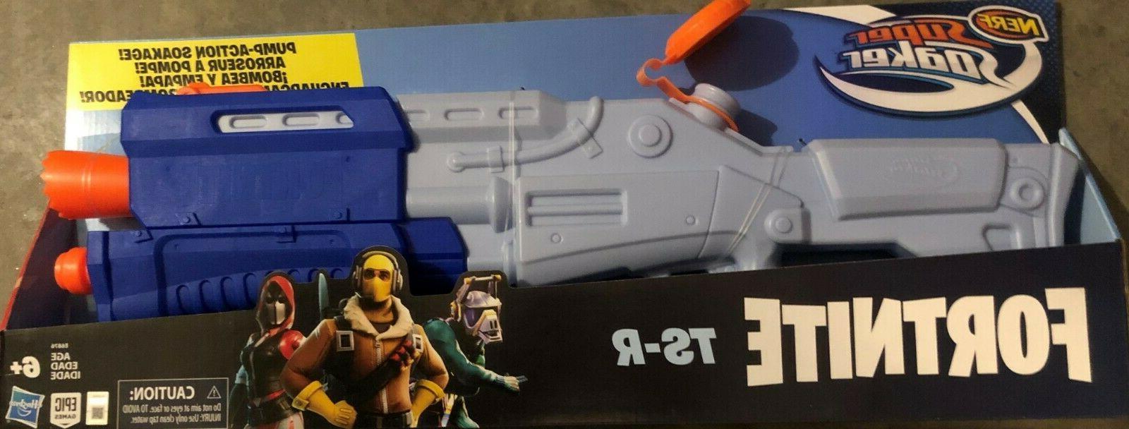 NERF SUPER Fortnite Blasters, Water Guns, and