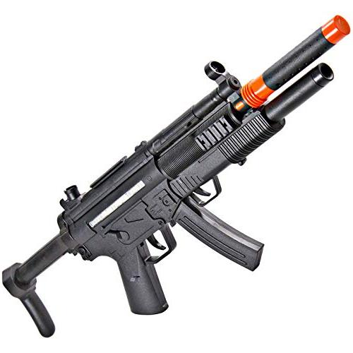 Liberty Forces SMG Gun Toy with Dart Launcher | Darts