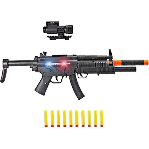 swat special forces mp5 smg