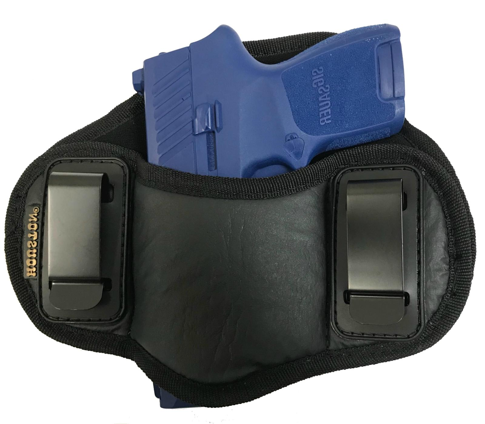 Tactical Concealed IWB Gun Houston Leather Choose