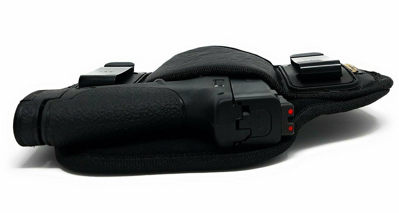 Tactical IWB Houston Leather Choose