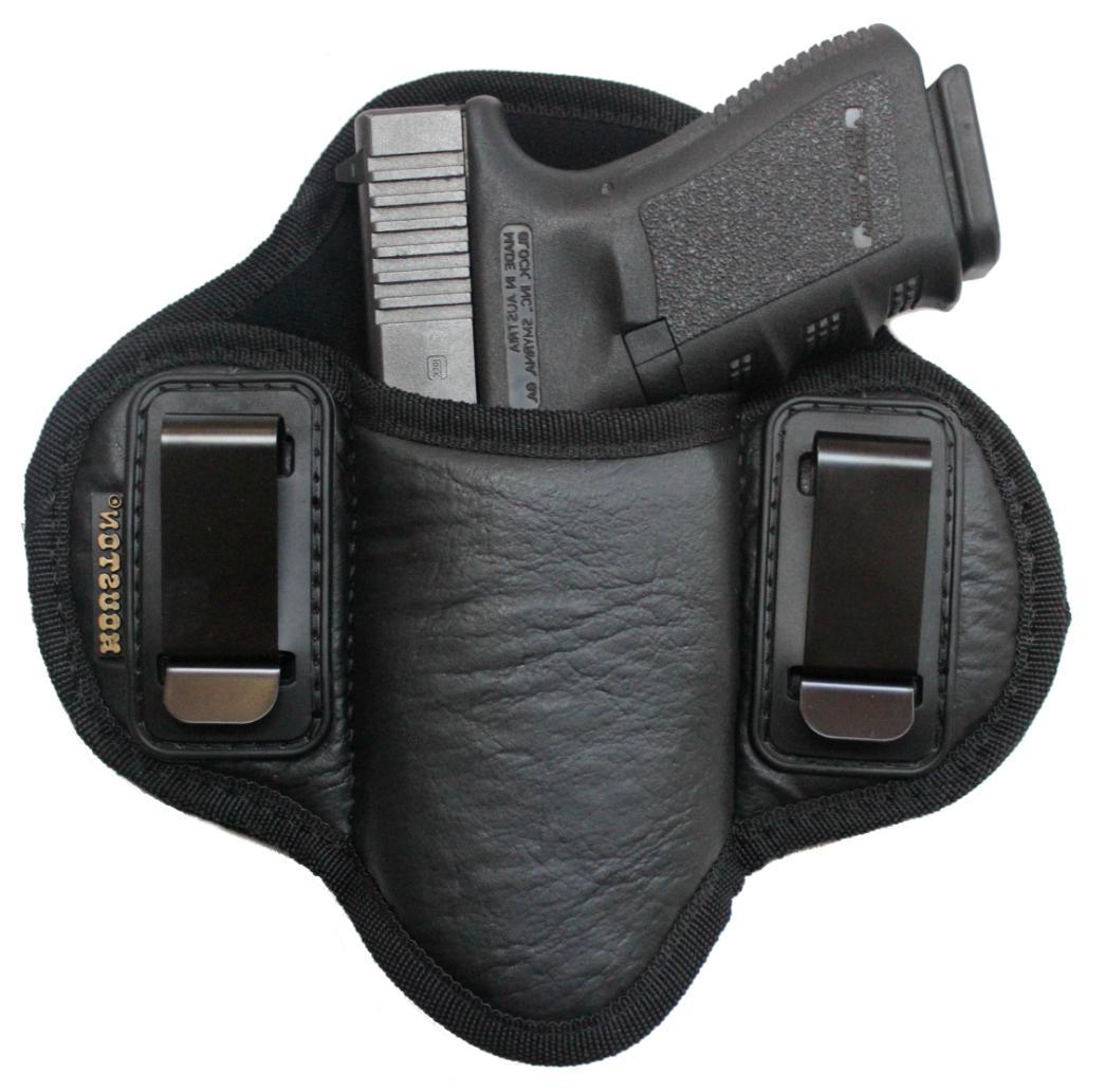 tactical pancake concealed carry iwb gun holster