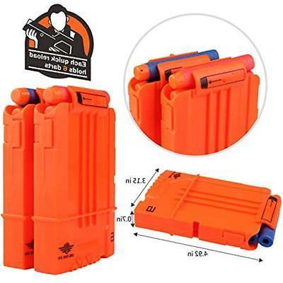Tactical Vest Foam Pack For N-Strike