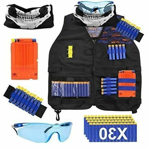 tactical vest kids tactical vest kit compatible