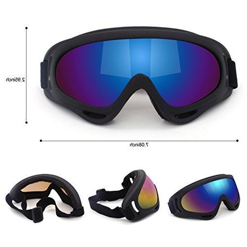 Forliver Kit, Kids Elite Vest N-strike Series 50 Refill 2 Reload + Face Tube Mask +
