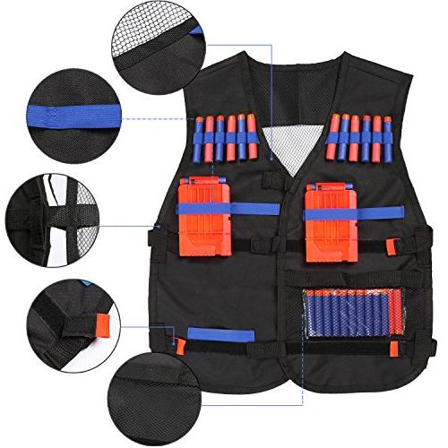 Vest Kit Nerf - Nerf Accessories Adult