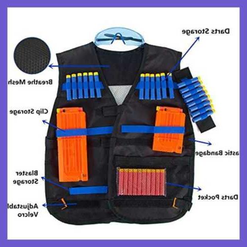Tactical Kit For Nerf Strike Series W Foam