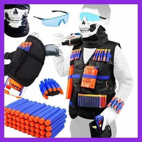 Tactical Nerf Strike Series W Foam