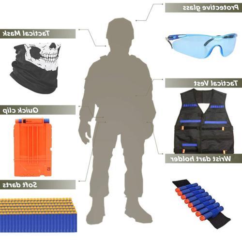 POKONBOY Compatible 1 Pack Vest