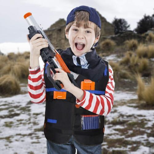 POKONBOY Compatible Gun, Vest