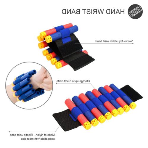 POKONBOY Tactical Compatible with Nerf 1 N-Strike Vest