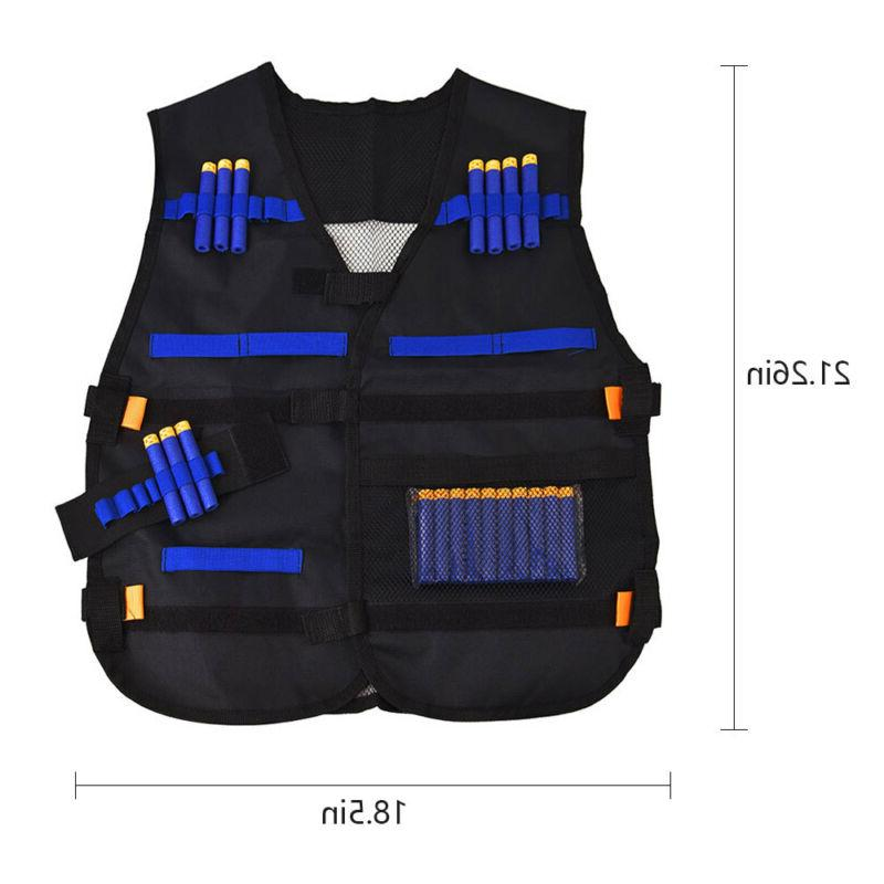 Tactical Vest Suit for Nerf N-Strike Elite Free