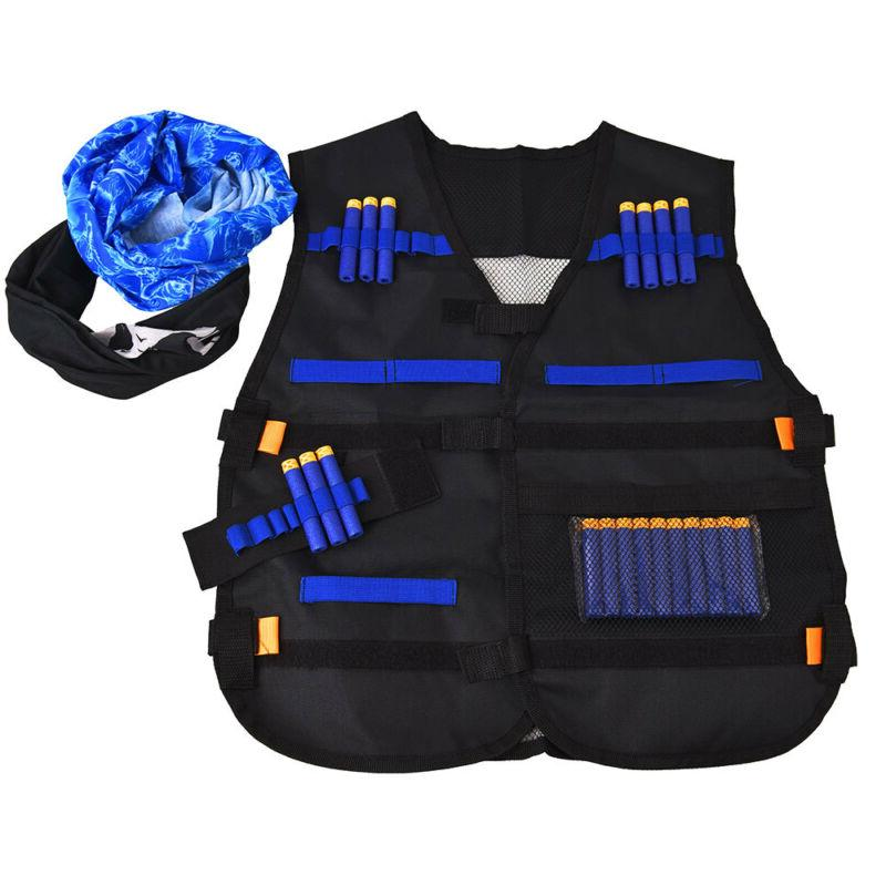 Tactical Suit for Nerf Elite Series US Free ship